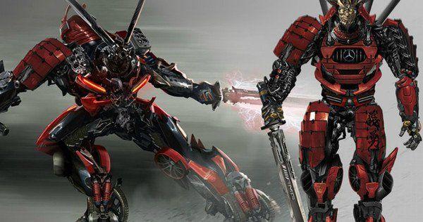 Transformers: El último caballero ya tiene tráiler